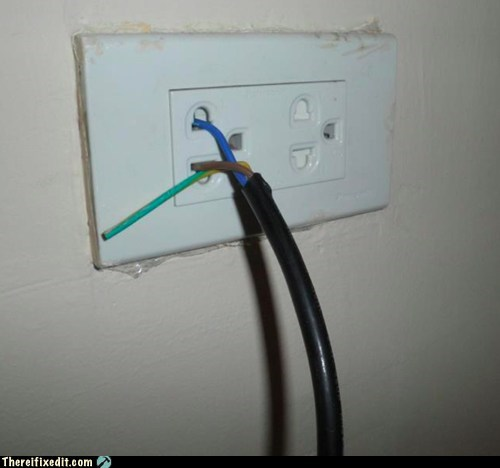 electricity outlet safety first - 5647087616