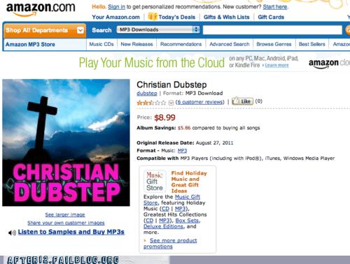 amazon christianity dubstep hallelujah jesus WUB WUB WUB - 5647208704