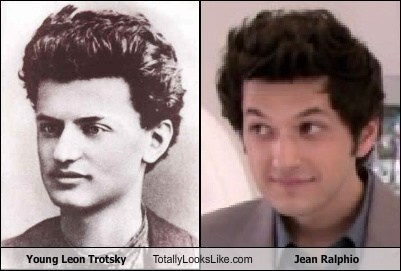 funny,Jean Ralphio,Leon Trotsky,parks and recreation,TLL