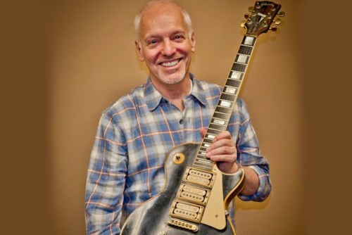 1954 Gibson Les Paul Cust lost and found peter frampton