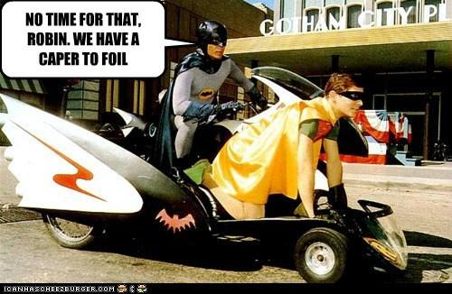 Adam West batman celeb funny robin TV - 5648985600