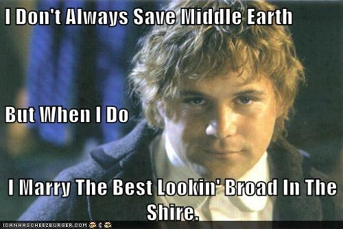 actor celeb funny Hall of Fame Lord of the Rings sean astin - 5649177600