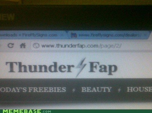 fapping Memes site thunder wtf - 5649465856