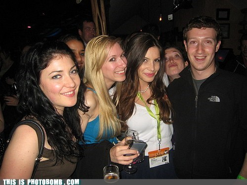 Celebrity Edition facebook hi there Mark Zuckerburg north face - 5649708544