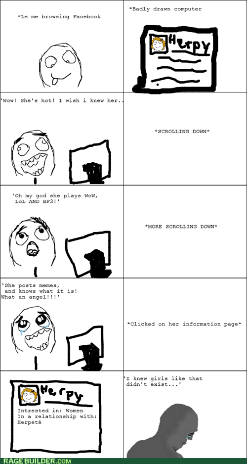dating facebook Okay Rage Comics - 5649747456