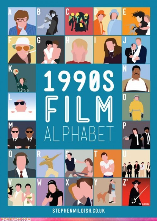 art,awesome,cool,film alphabet,movies