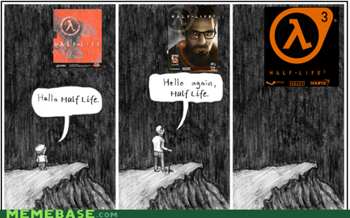 Fan Art half life video games - 5650198016