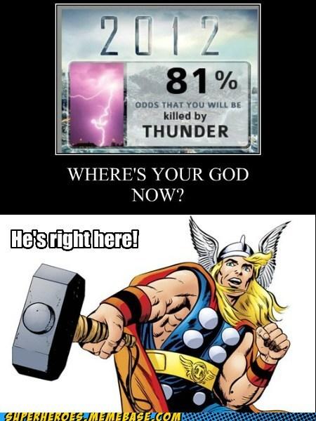 2012 god Super-Lols Thor - 5650231040