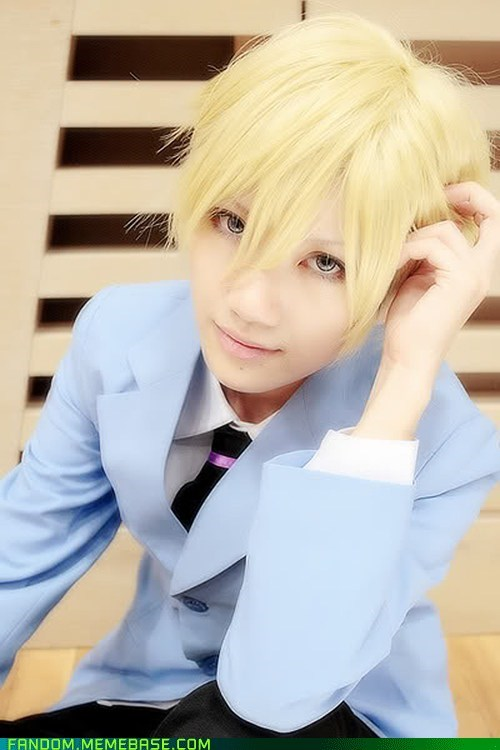 cosplay manga ouran high school host club Suou Tamaki - 5650330624