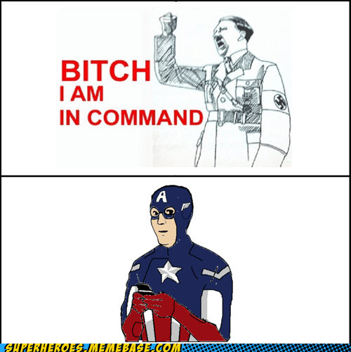 bro captain america cool story hitler Super-Lols - 5650330880