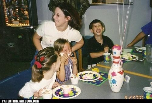 birthday party cake crazy dessert evil food Parenting Fail - 5650603776
