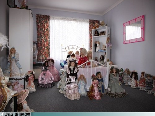 collection,creepy,dolls,scary