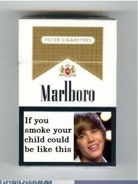 cigarettes Dear God justin bieber marlboro smoking - 5651148544