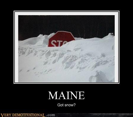 got hilarious main snow-stop-sign - 5651218688