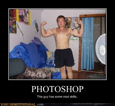 hilarious photoshop this guy - 5652397312