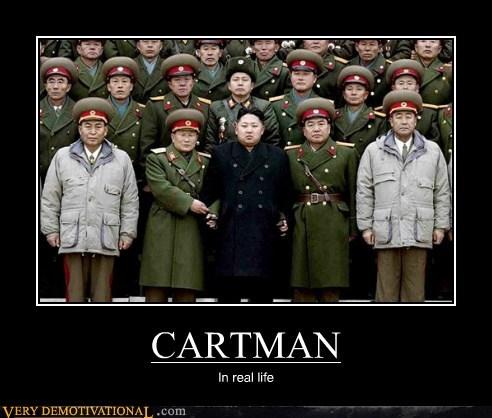 cartman hilarious kim jong-un korea - 5652602112