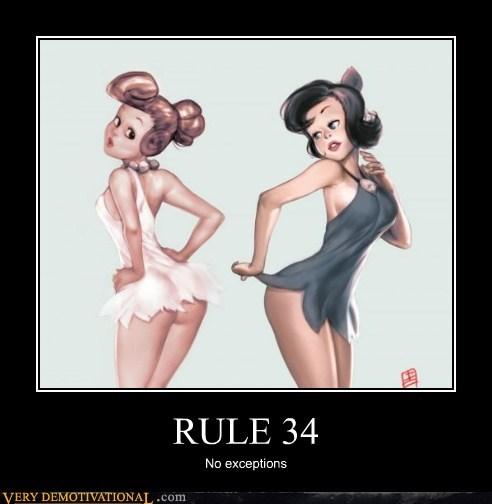 Bettie flintstones hilarious Rule 34 Sexy Ladies wilma