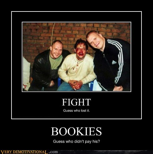 bloody bookies fight hilarious wtf - 5652996864