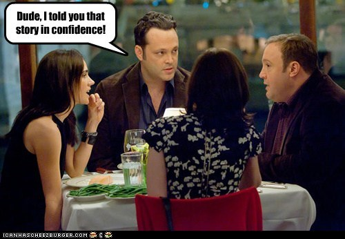 actor celeb funny kevin james vince vaughn - 5653001984