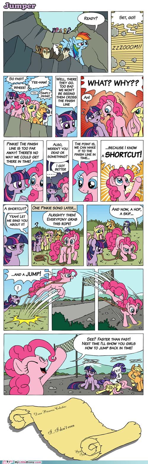 4th wall comic comics jumper pie may the best pet win pinkie pie - 5653122816