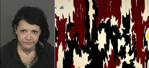 1957-J no.2 Carmen Tisch Clyfford Still everybodys-a-critic modern art - 5653397760