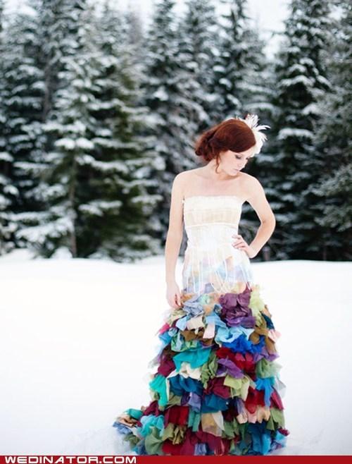 bride funny wedding photos wedding dress wedding gown - 5653811712