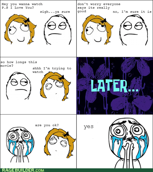 cuteness overload Movie Rage Comics Sad - 5654300672