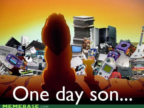 disney kingdom lion king Memes one day video games - 5654452736