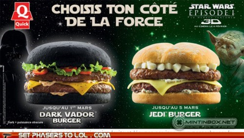 3d,burgers,gross,Jedi,sith,star wars,the phantom menace