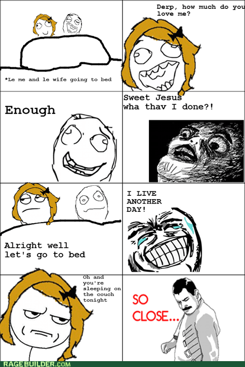 love Rage Comics raisin face relationships - 5654518272