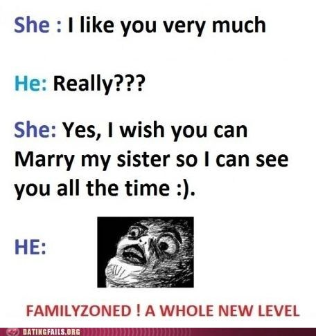 dating family forever alone friend zone g rated new level - 5654671872