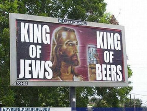 Ad beer budweiser jesus - 5654875392