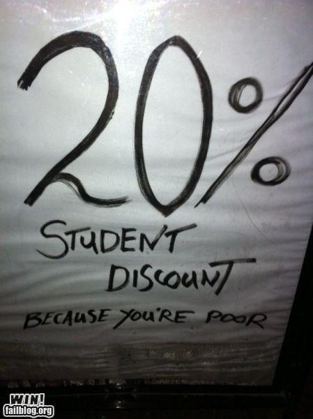 broke discount nice poor sign store thanks - 5655001088