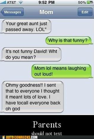 acronym fake lol motivational parenting parents - 5655098880