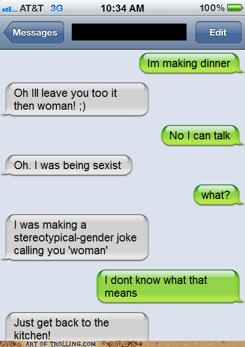best of week dumb kitchen text women - 5655278848