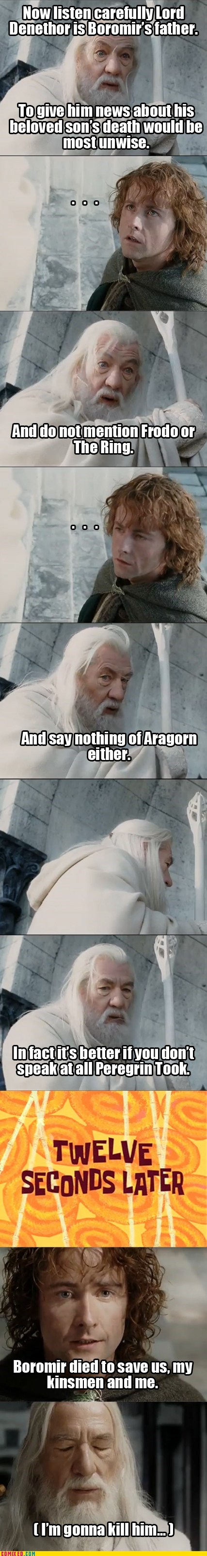 From the Movies gandalf Lord of the Rings u mad - 5655306240