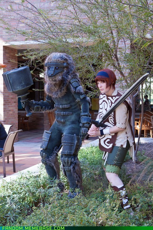 cosplay shadow of the colossus video games wander - 5656902912