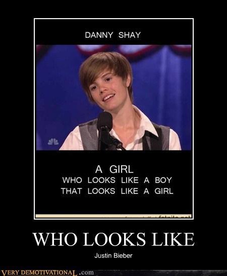 boy danny shay girl hilarious justin bieber wtf - 5656998656