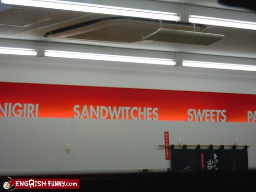 sand witches sandwich typo Witches