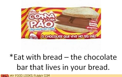 bread chocolate freeloader living portuguese - 5657547264
