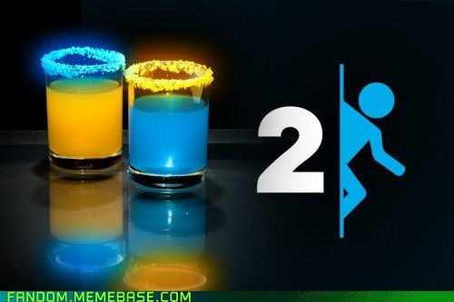 alcohol,best of week,drinks,fandom,It Came From the Interwebz,portal 2,video games