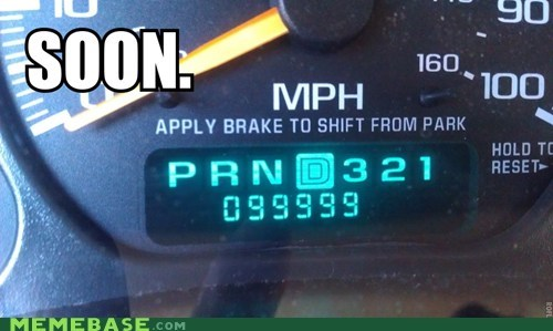 cars driving odometer SOON - 5658284288