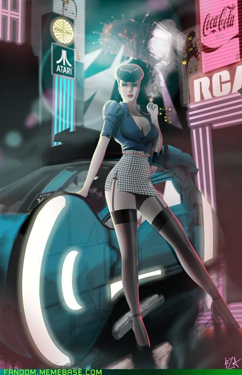 Blade Runner Fan Art movies rachel replicant - 5658565888
