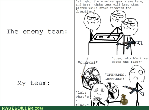 best of week derp Rage Comics teams video games