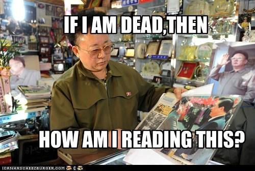 Kim Jong-Il,political pictures