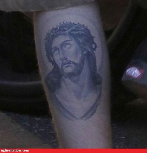 bieber fever celeb jesus christ portraits religion - 5659636992
