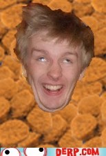 chicken nuggets,derp