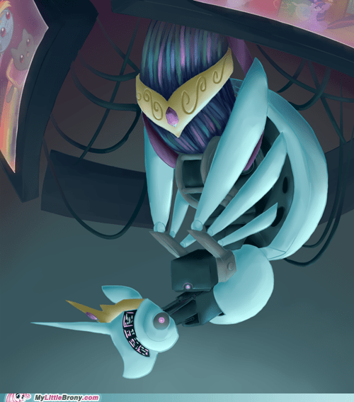 best of week celestia crossover Portal princess glados - 5660024832
