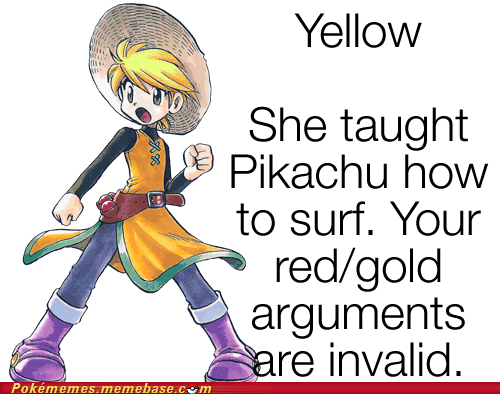 arguments are invalid best of week Memes surfing pikachu yellow yellow adventures - 5660589824