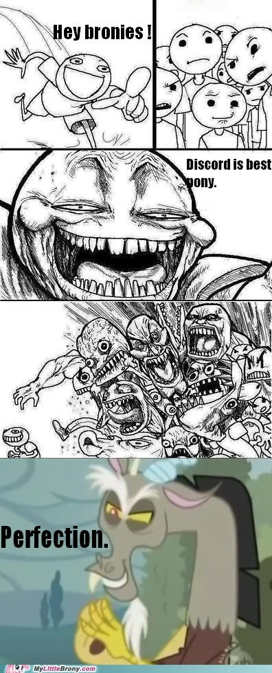best pony chaos discord flamewar meme troll - 5661743872
